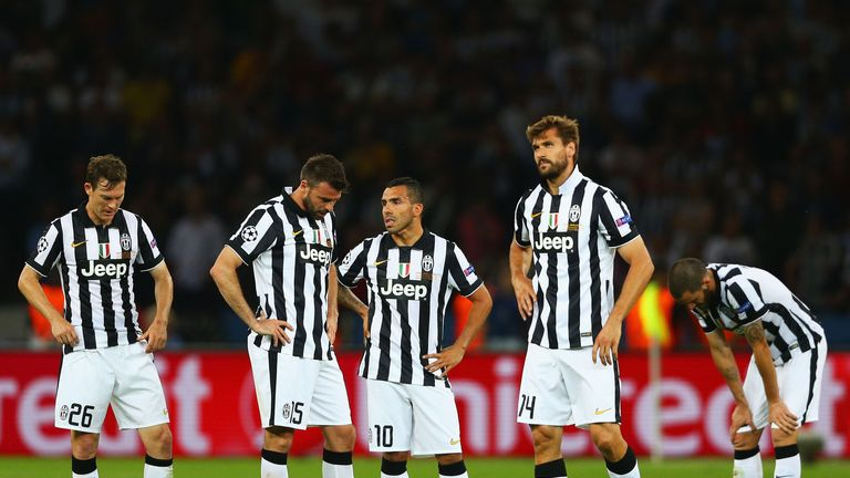 Juventus 1 3 Barcelona Match Report Highlights