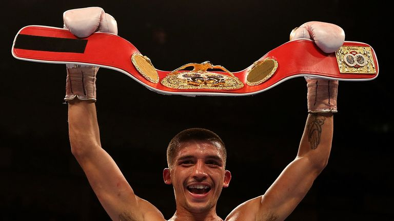 World champion Lee Selby remains the only man to have beaten Stephen Smith
