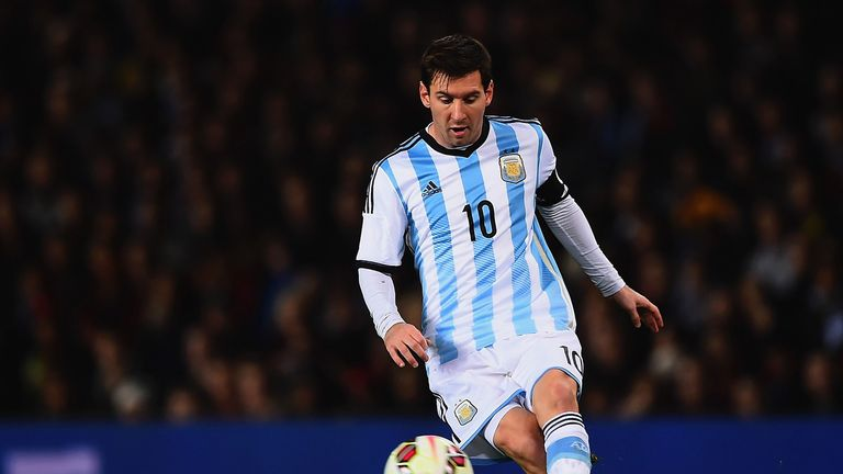 Can Lionel Messi inspire Argentina in Chile?