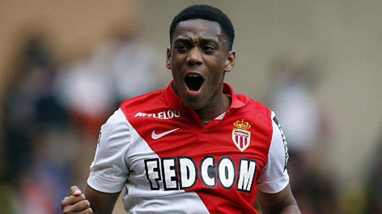Anthony Martial is one of France's most exciting prospects