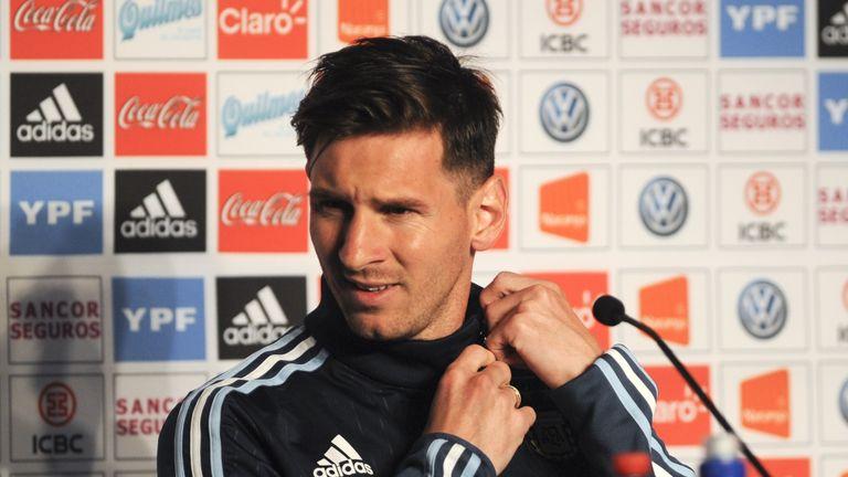 Lionel Messi reported for Copa America duty after Barcelona's Champions League triumph