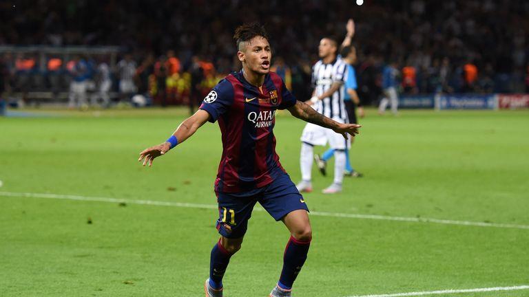 Neymar aiming for six Barcelona trophies this season ...