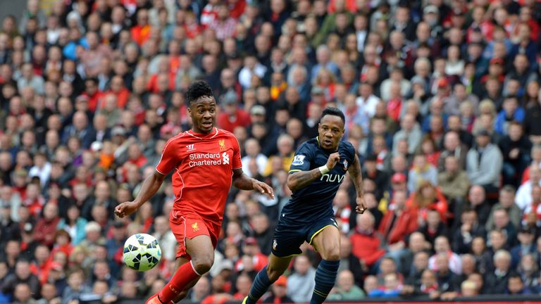 Raheem Sterling and Nathaniel Clyne have both been linked with summer moves