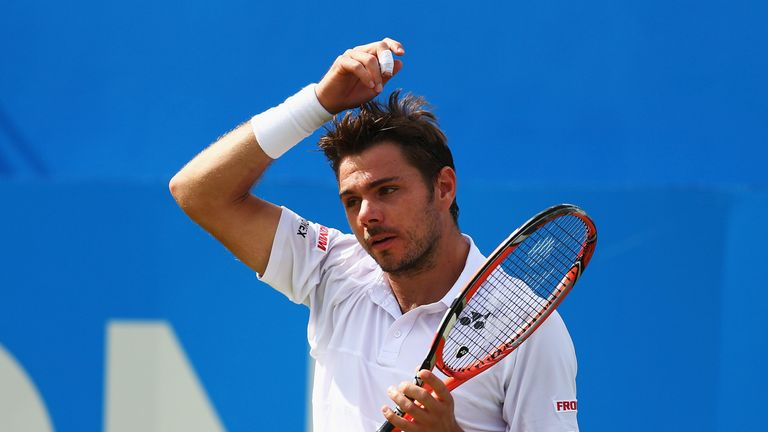Stan Wawrinka: Has won two Grand Slams
