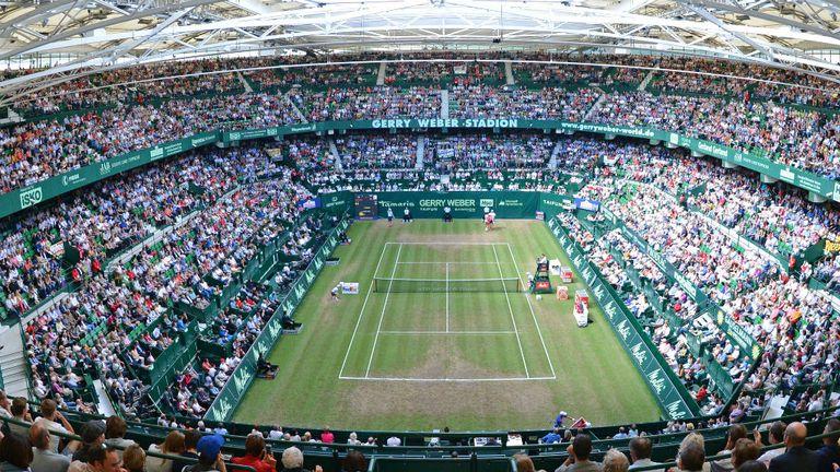 Gerry Weber Open stadium - Halle