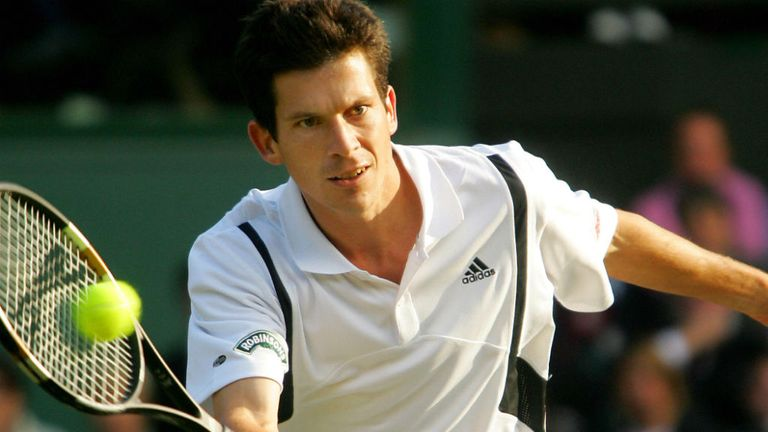 Tim Henman recalls his all-time favourite moments at Wimbledon