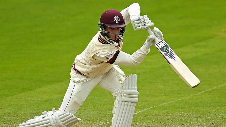 Could Somerset skipper Tom Abell be a possible top-order option for England this winter?