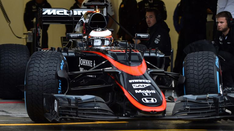 The first 2016 pre-season test will be held at Barcelona from March 1
