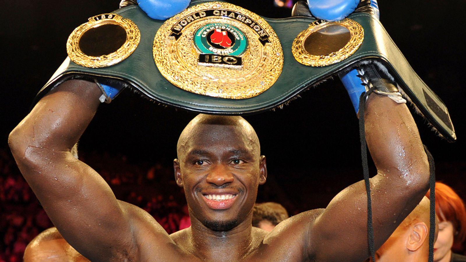 American Antonio Tarver retaining world heavyweight title ...