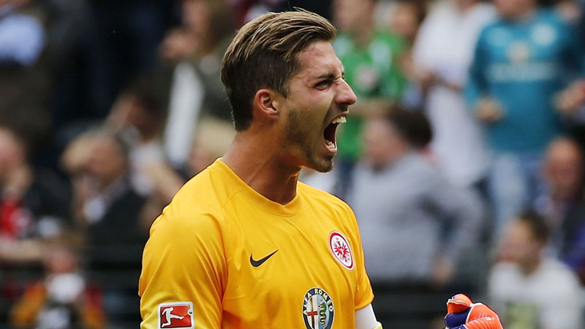 Kevin Trapp Eintracht Frankfurt