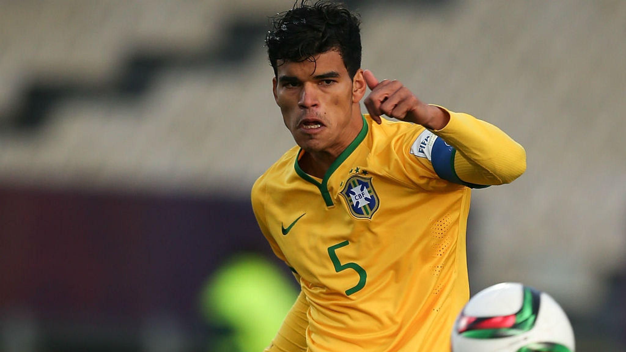 Valencia sign Danilo Barbosa on loan from Braga | Football News | Sky Sports