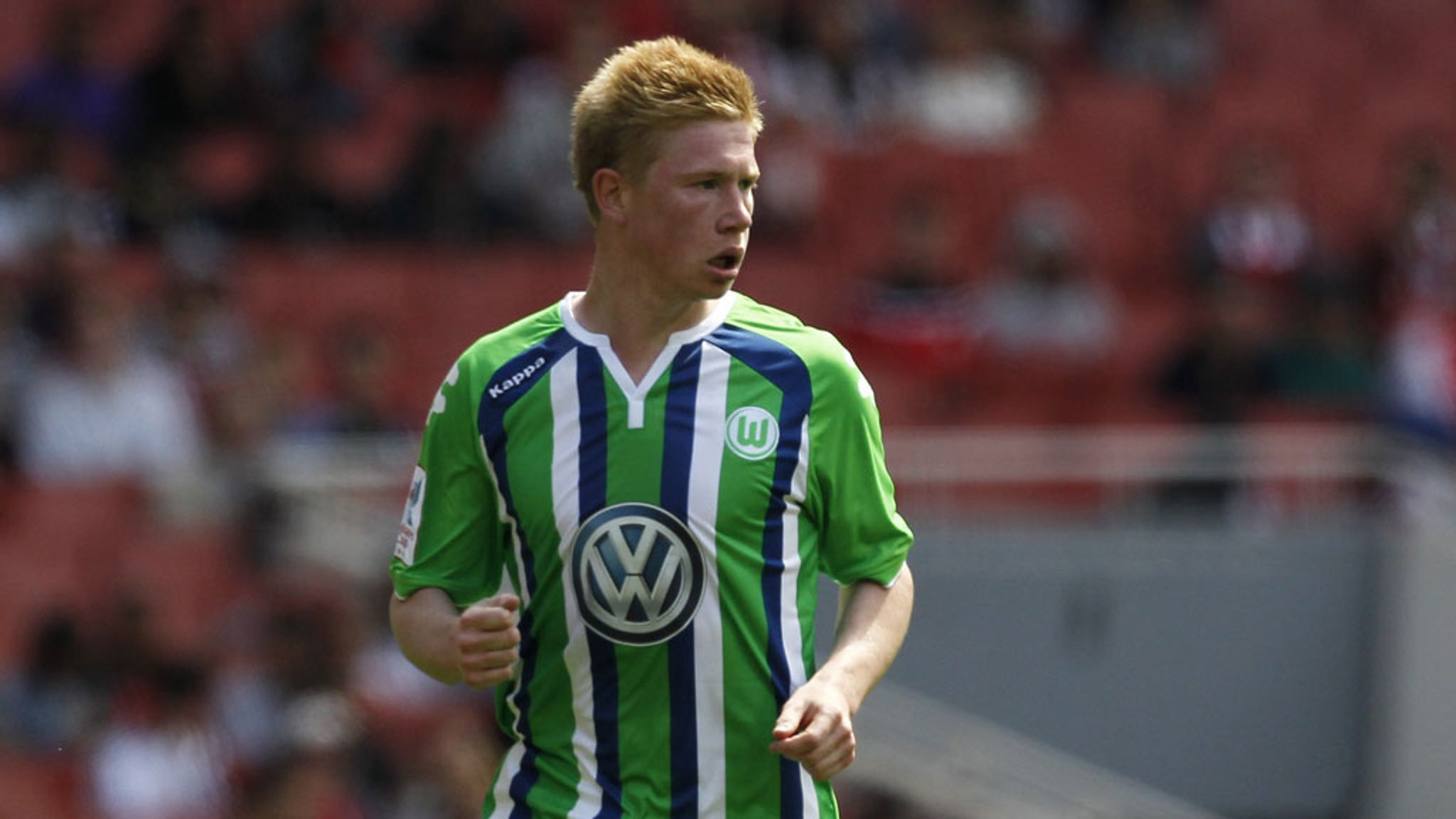 buy online fef4b d14ba Kevin De Bruyne offer from Manchester City yet to be ...