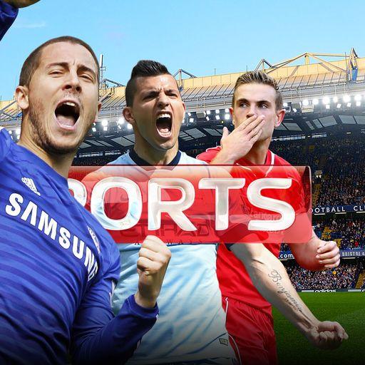 Premier League games on Sky