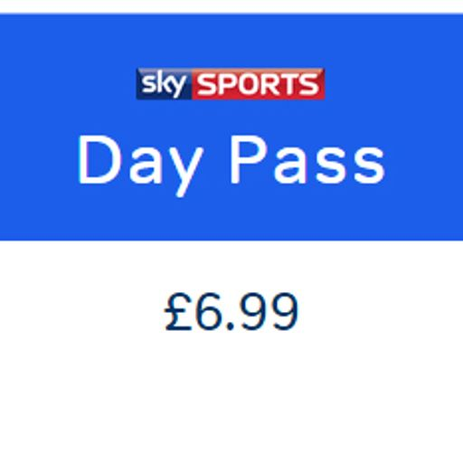 Sky Sports Pass from NOW TV
