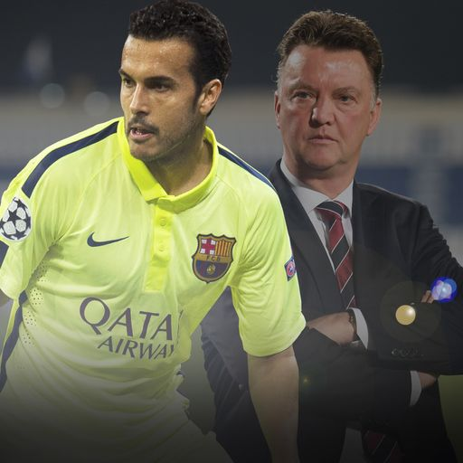 Pedro can help United