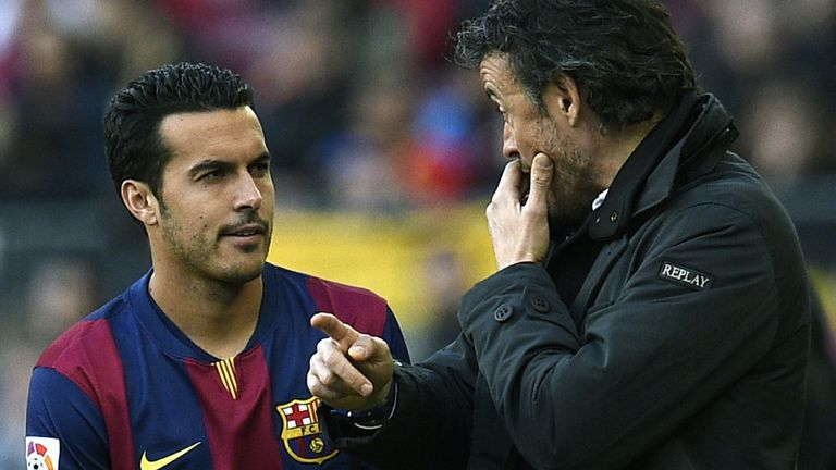 Pedro's release clause was reportedly over £100m, but is now just £22m