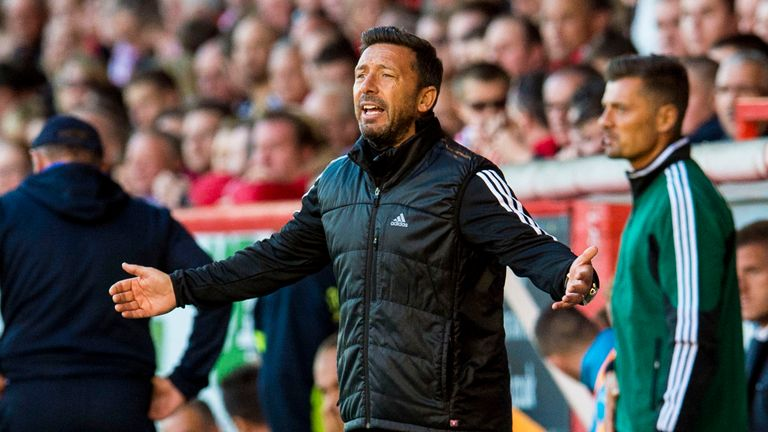 Aberdeen manager Derek McInnes will take his team to Kazakhstan to face FC Kairat in the third qualifying round