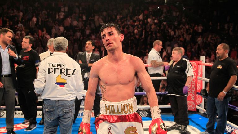 Crolla finds the draw result hard to take