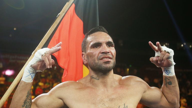 Anthony Mundine: Challenged Mayweather in open letter
