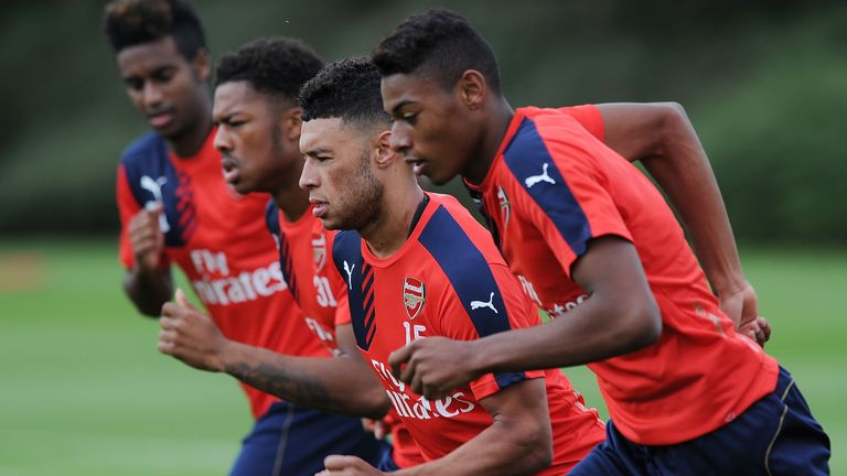 Arsenal's players do the hard yards but why is it so important?