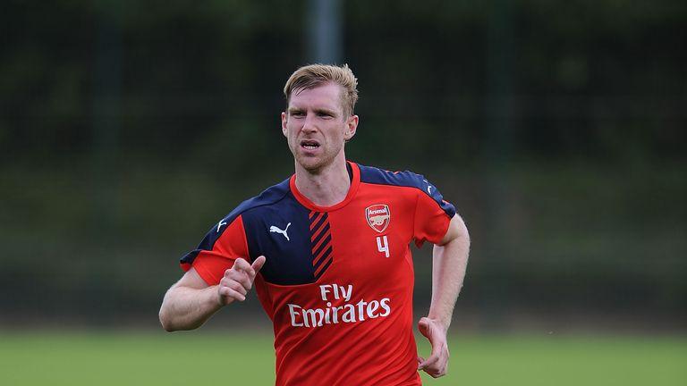 Per Mertesacker of Arsenal