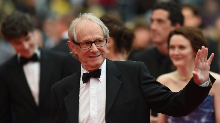 Film director Ken Loach is hoping BBCB will save Bath City from their current financial situation