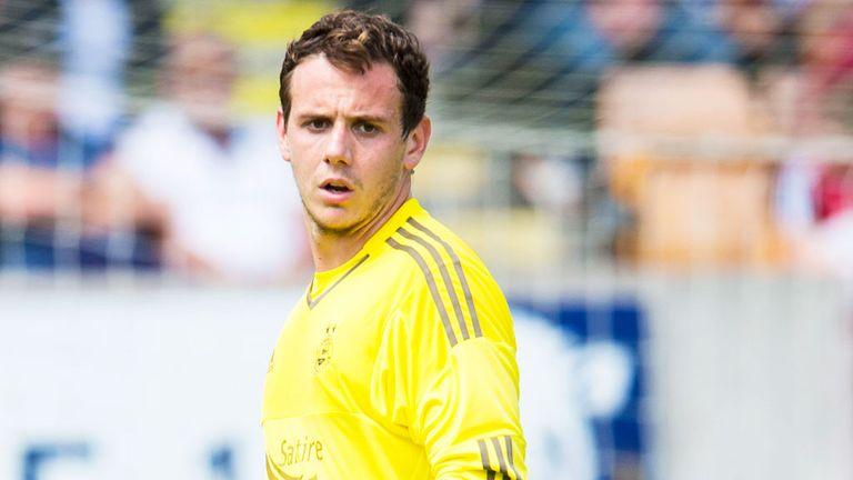 Ward has kept a host of clean sheets since joining Aberdeen on loan