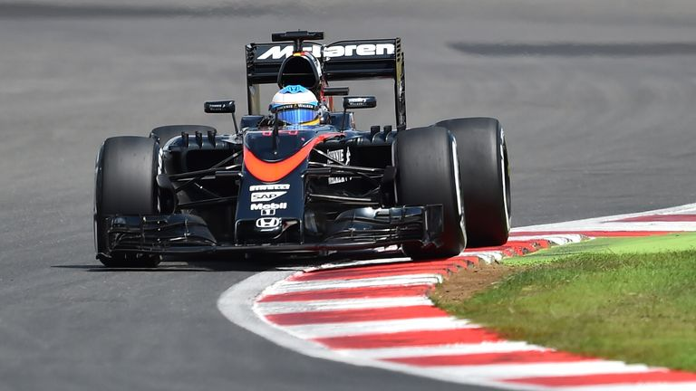 Fernando Alonso hopes the slower Hungaroring circuit plays more to the MP4-30's strengths