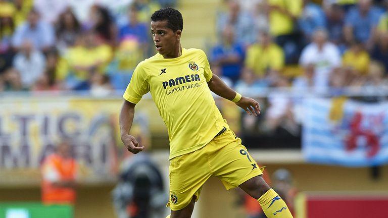 Giovani dos Santos has spent the last two seasons at La Liga side Villarreal, scoring 12 goals