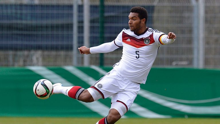 Tah was part of the Germany team that played in this summer's European U19 Championship