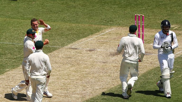 Bairstow's last Test for England was on the dismal Ashes tour of Australia in 2013/14