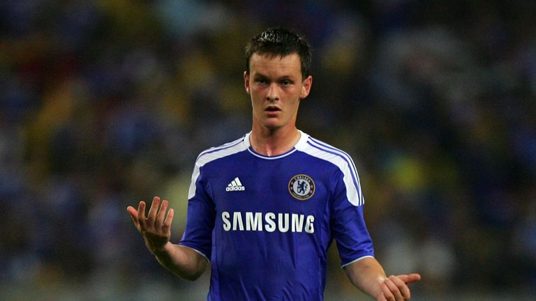 Joshua McEachran of Chelsea in action during the pre-season friendly match between Malaysia and Chelsea at Bukit Jalil Na