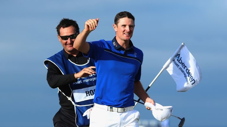 Justin Rose: Up to world No 4 after several strong displays