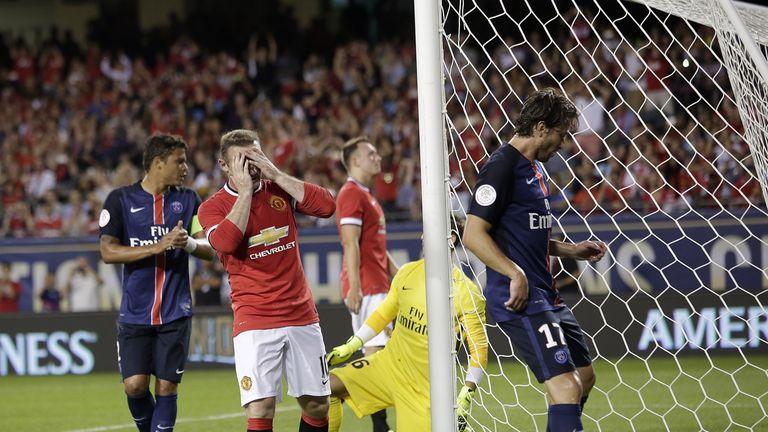 Man Utd 0 2 Psg Match Report Highlights