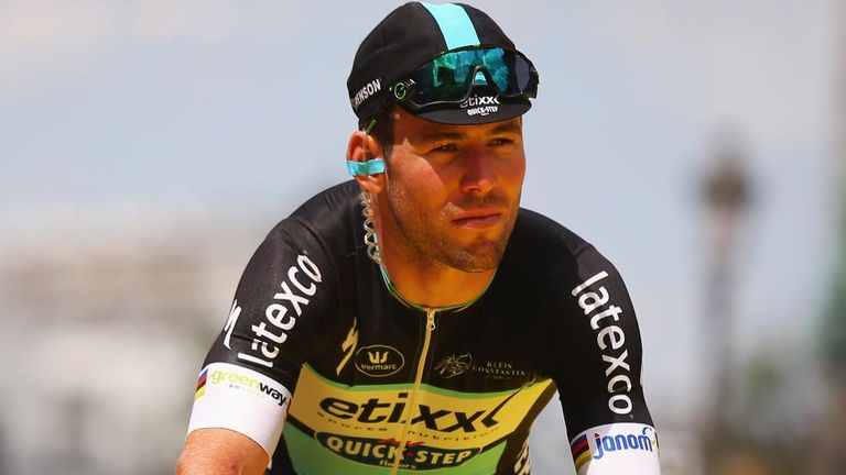 Mark Cavendish is set to sign for MTN-Qhubeka