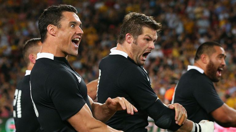 Dan Carter and Richie McCaw could make their final appearances for the All Blacks