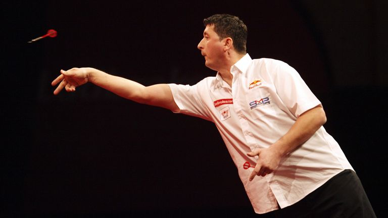 Mensur Suljovic's awkward style could upset Stephen Bunting