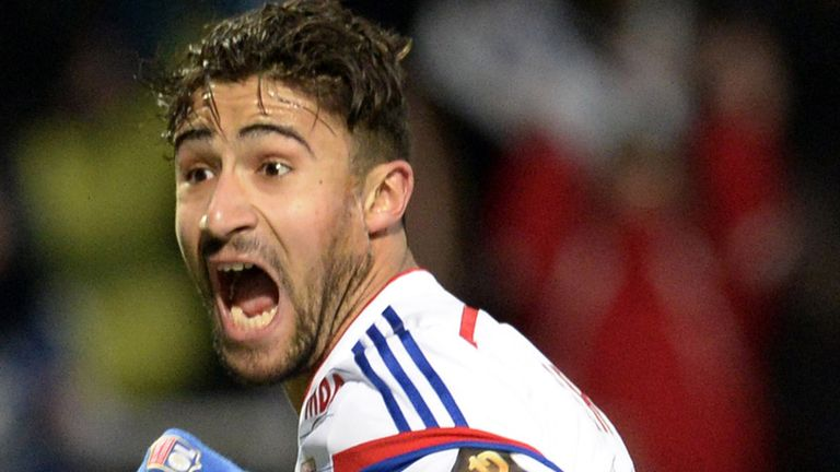 Real Madrid are interested in signing Lyon skipper Nabil Fekir
