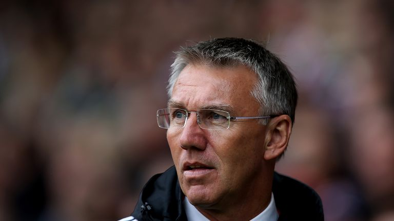 Nigel Adkins' Sheffield United have won just one of their last four in the league