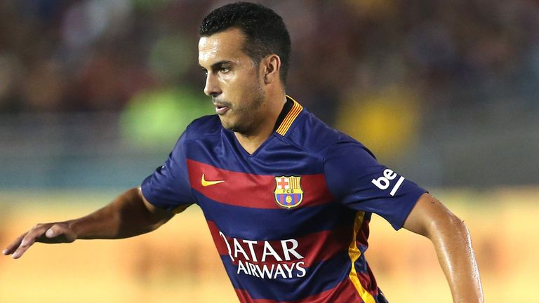 Pedro Rodriguez: Linked with Manchester United