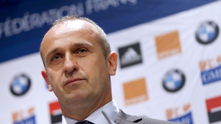 Philippe Saint-Andre's time in charge of the France team came to a disappointing end