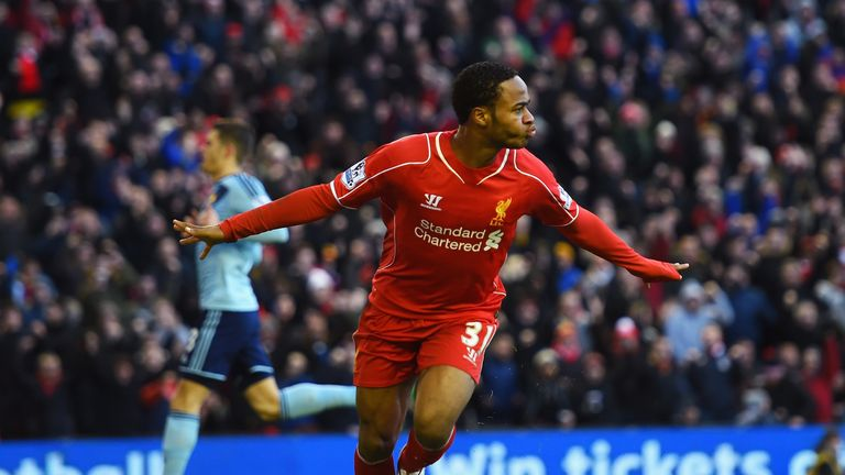 Sterling is set to move to Manchester City for a deal worth around £49m