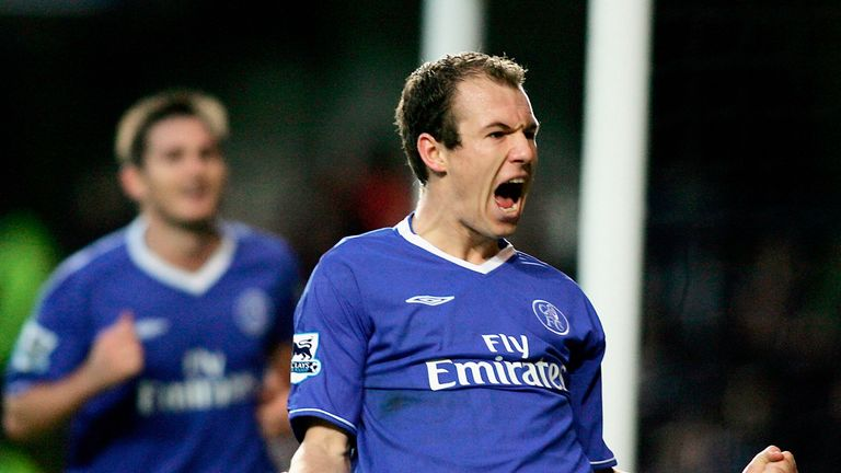 newest 707fc 6119f Arjen Robben reflects on time at Chelsea in letter to his 16 ...