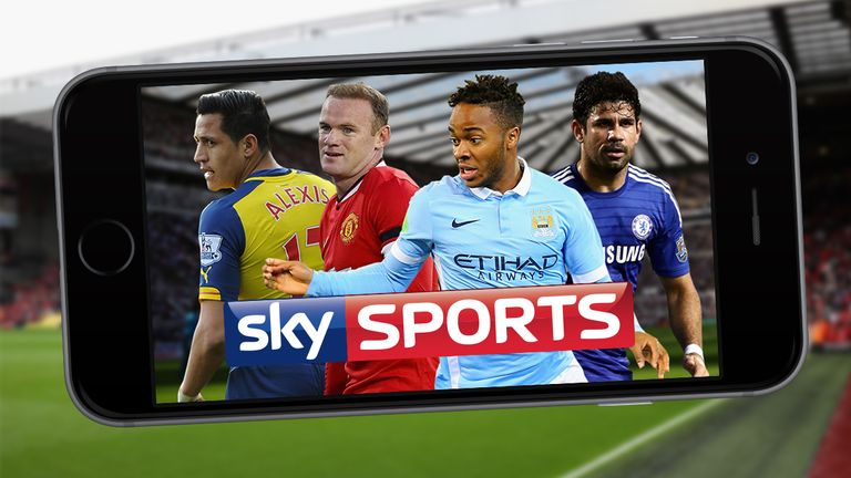 Sky Sports will show clips from every Premier League game across it's digital platforms
