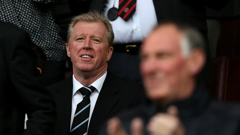 Steve McClaren is not expecting more signings this summer