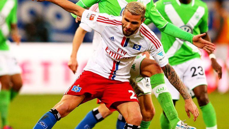 Valon Behrami has joined Watford from Hamburg