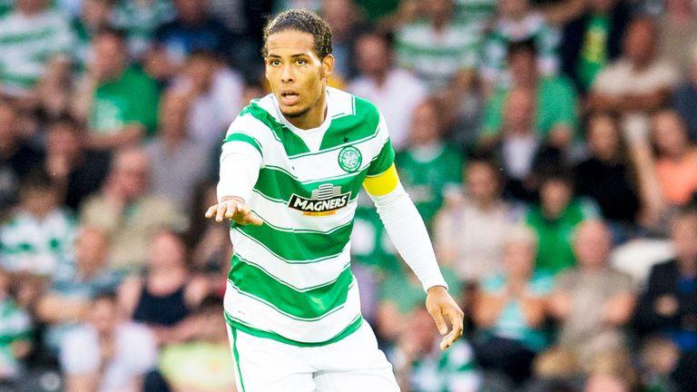Virgil van Dijk: Celtic defender reportedly a target for Southampton boss Ronald Koeman