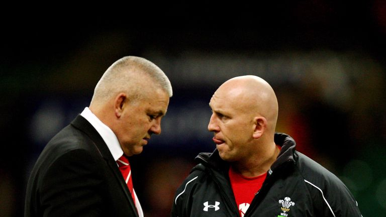 Warren Gatland and Edwards will both leave Wales at the conclusion of the World Cup
