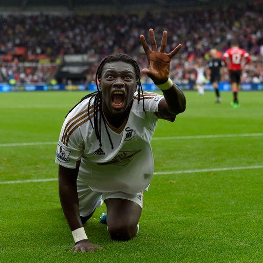 Swansea 2-1 Man Utd