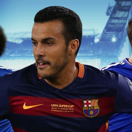 Pedro's Chelsea role?
